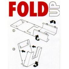 Folderbak A4 opvouwbaar Td16005004